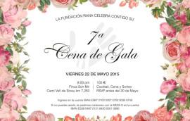 7ª Gala Benéfica de Fundación RANA