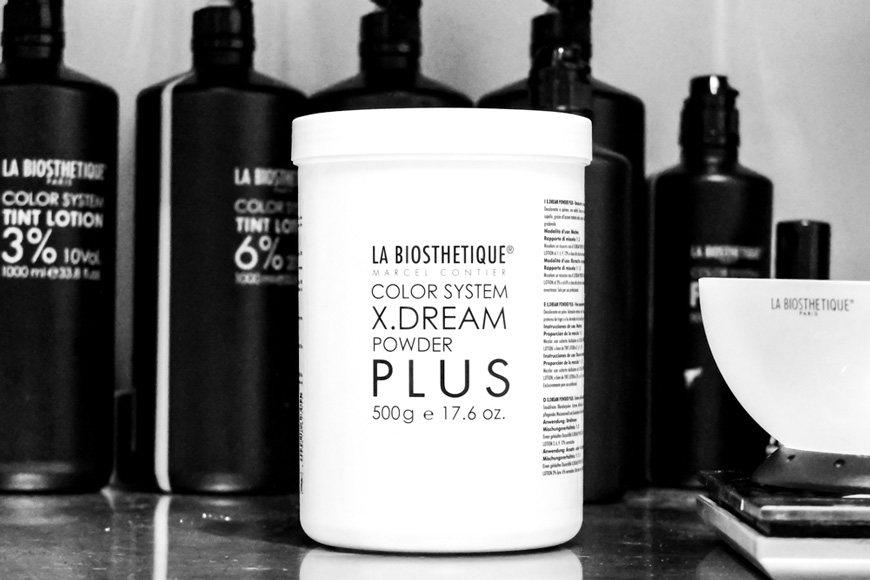 X.DREAM Cream ADVANCED, La Biosthetique 1 Silke von Rolbiezki Coiffure
