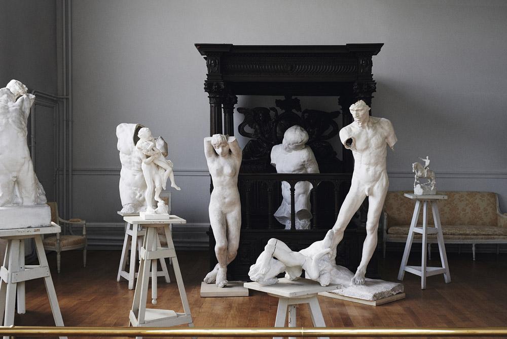 Rodin und die Haar- und Make-up-Trends für Herbst-Winter 2015/2016