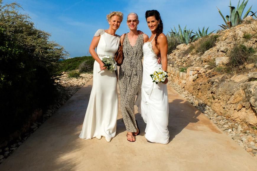 Bezaubernde Hochzeit im Luxushotel Cap Rocat: Wir waren dabei!