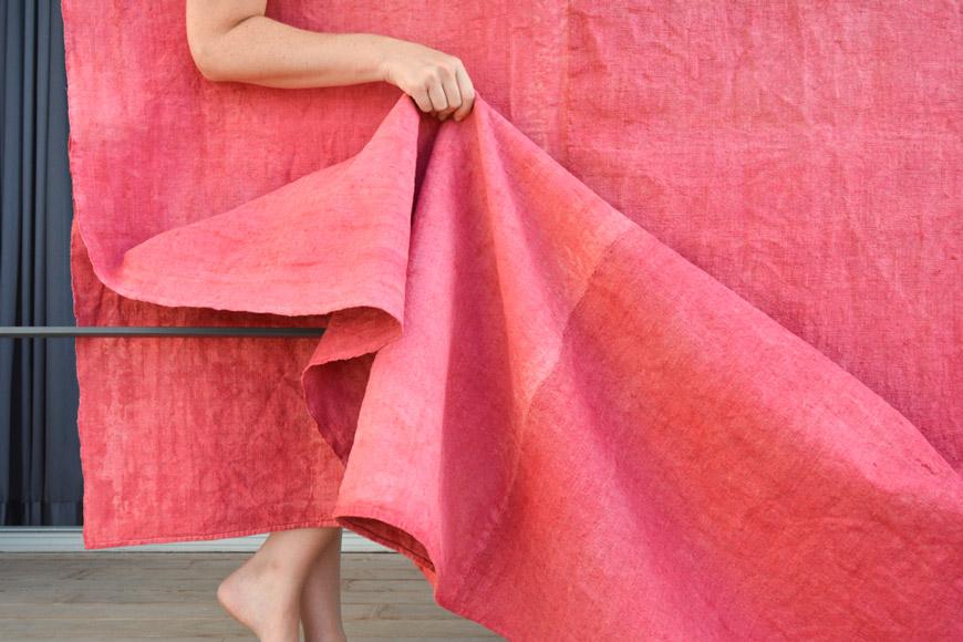ESPANYOLET: Dos Neoyorkinos crean bellos productos de lino y cerámica en Mallorca