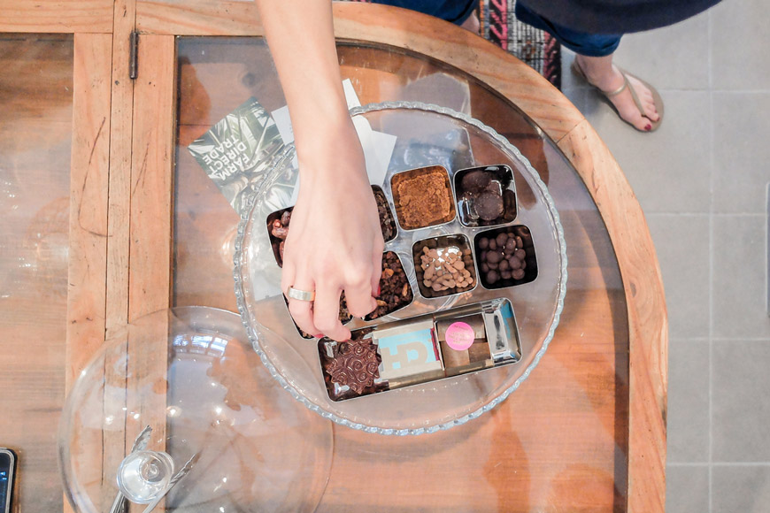 CACHAO chocolate Mallorca | Silke von Rolbiezki Coiffure