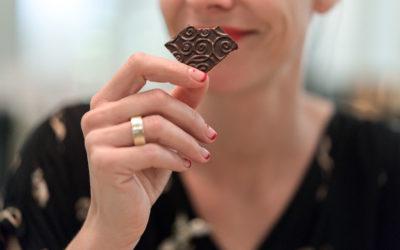CACHAO Schokolade schmeckt himmlisch lecker, ist gesund und macht sogar die Haare schön!