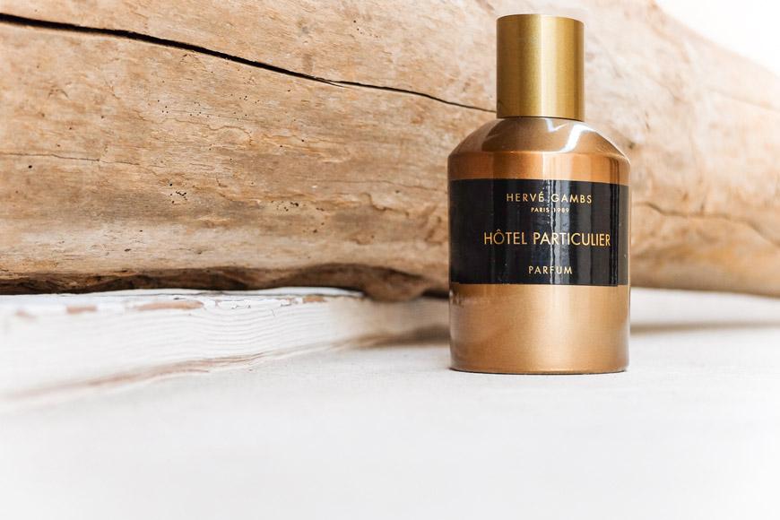 Hervé Gambs Perfumes - Silke von Rolbiezki Coiffure, Mallorca