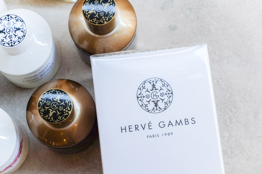 HERVÉ GAMBS: Finest Haute Perfumes from Paris to fall in love with! Now available in Mallorca!