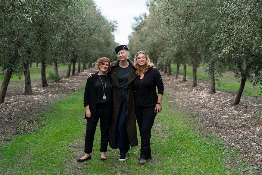 Aubocassa - Best olive oil from Mallorca, here with Tiffany Blackman
