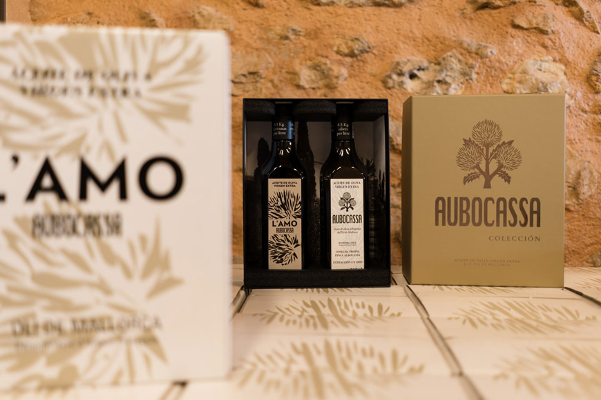 Aubocassa - Best olive oil from Mallorca