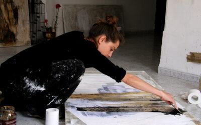 Visita la exposición de arte de Isabelle Fournet